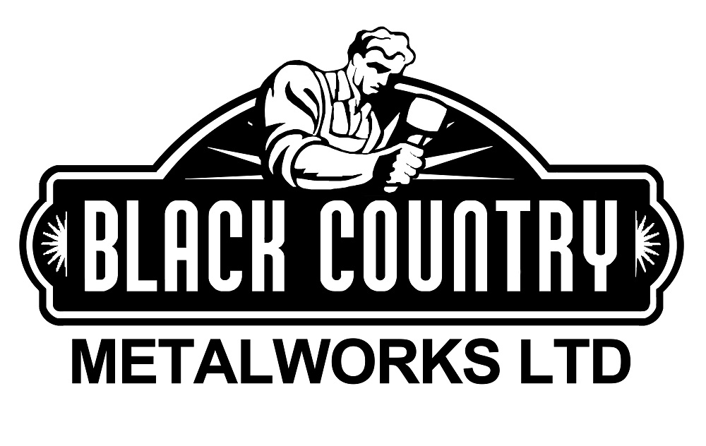 Black Country Metal Works Logo