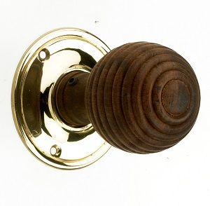 wooden rim knobs