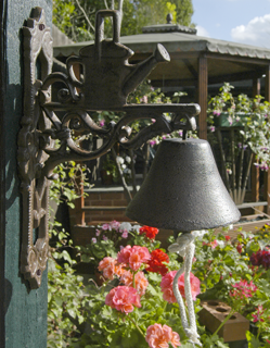 Garden Bells Black Country Metal Works