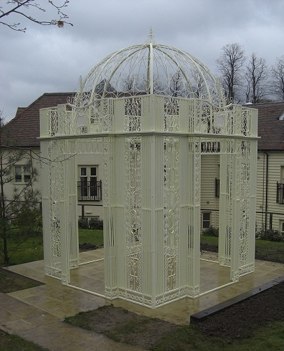 Customer gazebo feedback