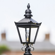 Outdoor Lighting Care & Maintenance