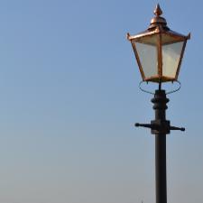 Copper Lantern Maintenance