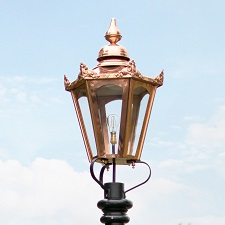 Copper Lantern Maintenance