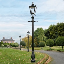 Lamp Post and Lantern Maintenance