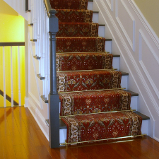 Stair Rod Guide
