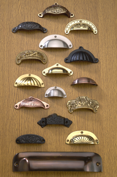 Cabinet Pull Handles And Drawer Pulls Black Country