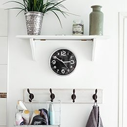 Bathroom Shelving & Storage