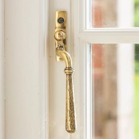 Brass Window Fittings & Stays