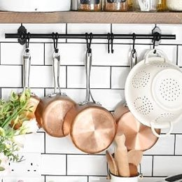 Copper Homeware Products