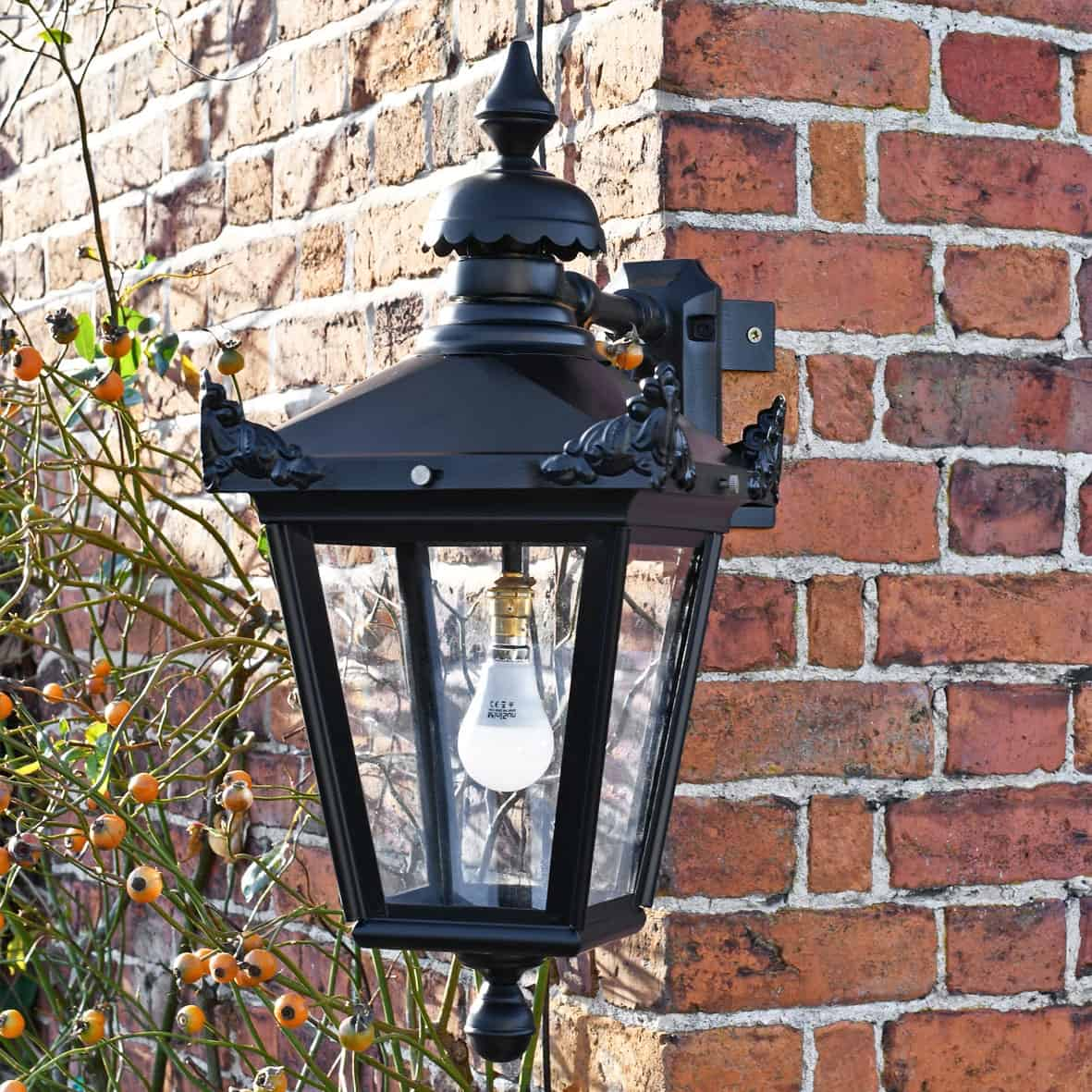 Corner Outdoor Wall Lanterns