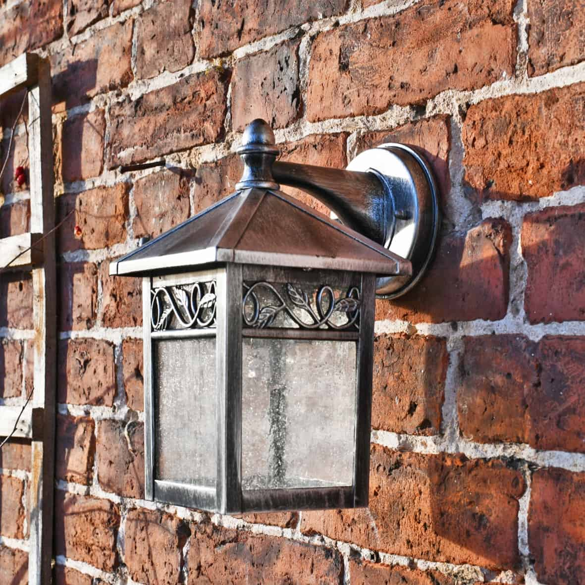 Country Outdoor Wall Lights