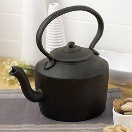 Cast Iron Kettles & Teapots