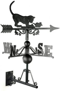 Cat Weathervanes