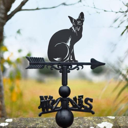 Cat Weathervanes
