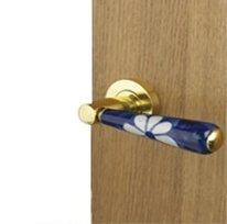 Ceramic & Wooden Lever handles