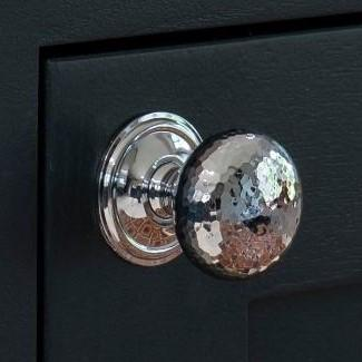 Chrome Cabinet Knobs