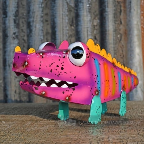 Colourful Garden Animal Ornaments & Sculptures