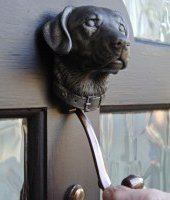 Dog Door Knockers