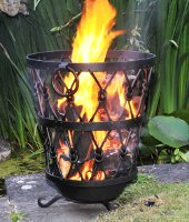 Fire Pits, Wood Burners & Patio Heaters