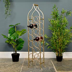 Floor Standing Wine Racks