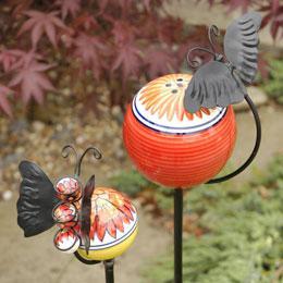 Garden Art Spheres