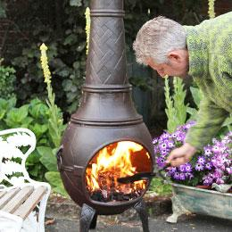 Garden Party and Patio Heating