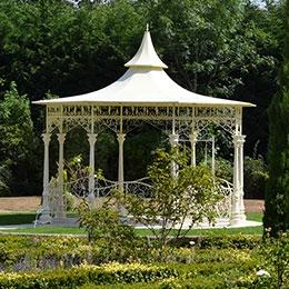 Large Garden Structures & Pavilions
