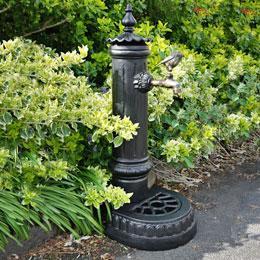 Garden Water Faucet Stands