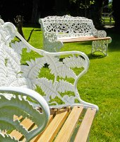 Garden Benches And Garden Seats