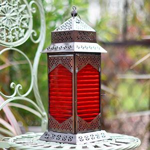 Outdoor Candle Lanterns & Votives