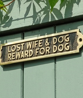 Humorous & Risque Signs