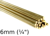 "All 6mm (¼"") Gallery Posts & Rods Accessories"