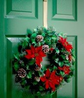 Wreath Holders and Wreath Hangers