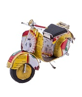 Recycled Tin Toys Collection