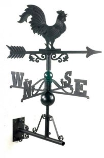 Roosters, Cockerels & Bird Weathervanes