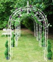 Rose Arches, Pergolas & Arbours