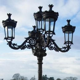 Ornate & Heritage Lamp Posts