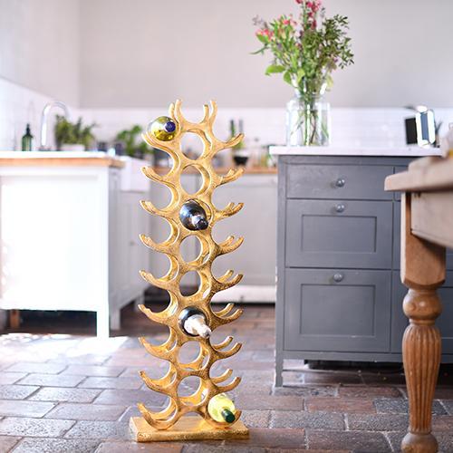 Floor Standing Wine Racks