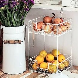 Vegetable & Fruit Racks