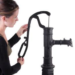 Vintage Water Pumps
