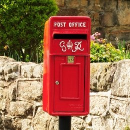 Vintage And Traditional Post Boxes