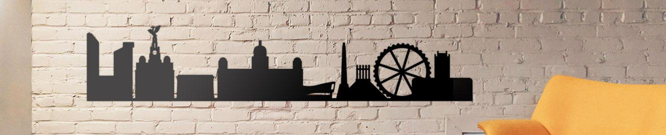 Metal Wall Art Indoor Outdoor Free Next Day Delivery Black Country Metalworks