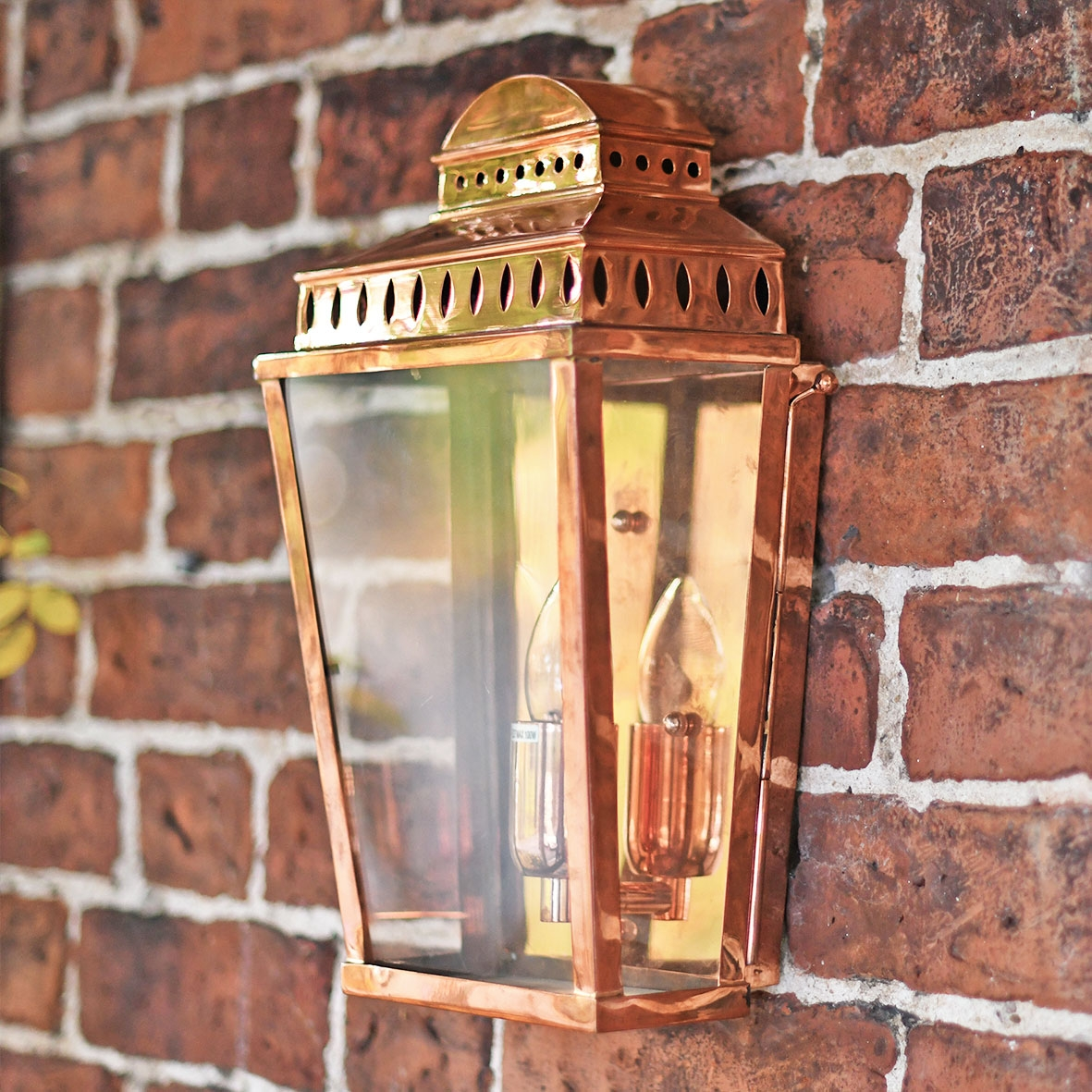 Outdoor Wall Lanterns