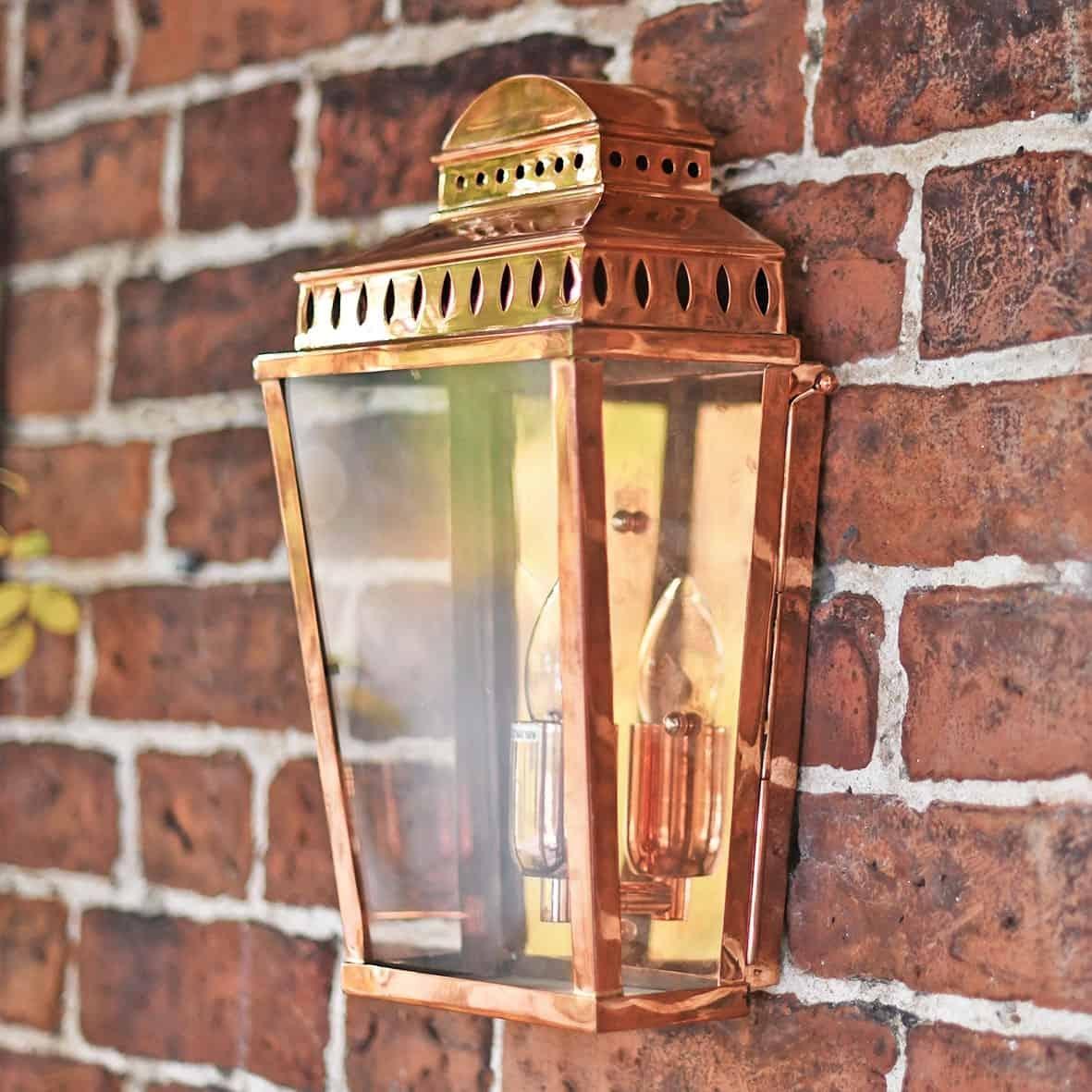 Outdoor Wall Lanterns