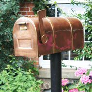 American Style Mail And Post Boxes