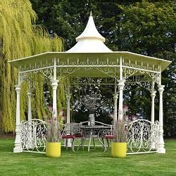 Gazebos, Rose Arches & Structures