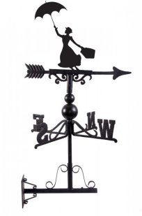 Mythical Weathervanes