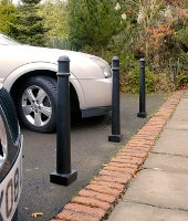 Parking and Bollards