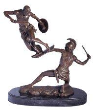Cast Bronze Statues