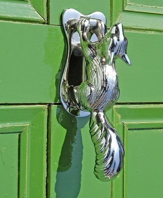 Chrome Door Knockers